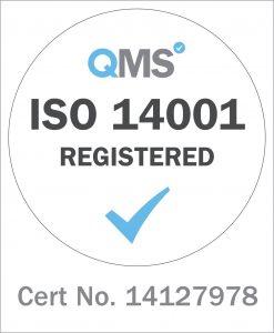 QMS 14001 logo 14127978
