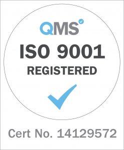 QMS 9001 logo 14129572